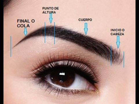 ¿como aplicar un pigmentos en las cejas?¿ como hacer cejas semipermanentes?
