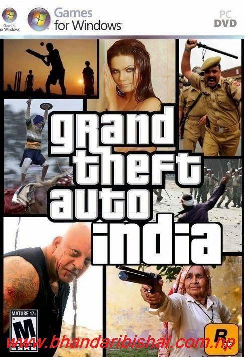 GTA India Game Free Download Full Version For PC   yash