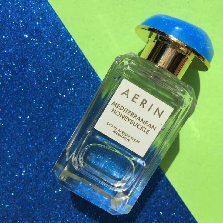 AERIN Mediterranean Honeysuckle: Bottled Happiness | Daly Beauty