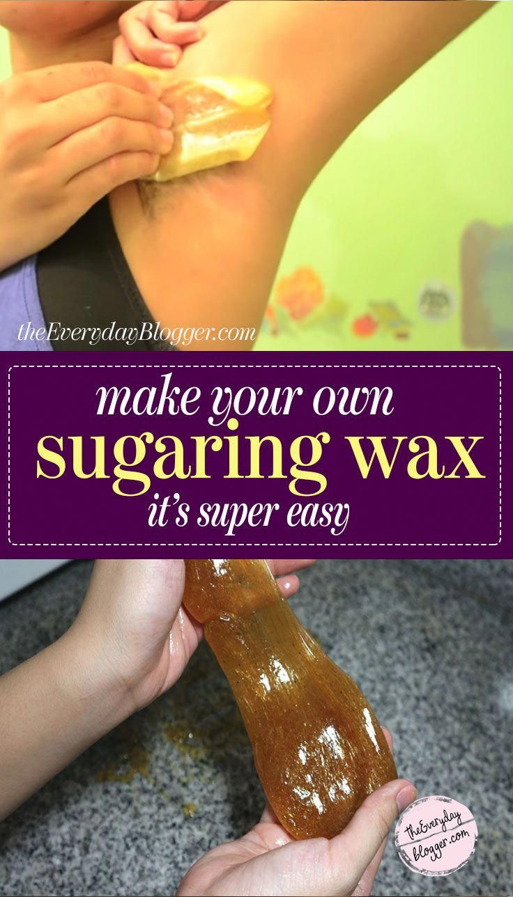 SugaringWax Learn how to make sugar wax at home and when