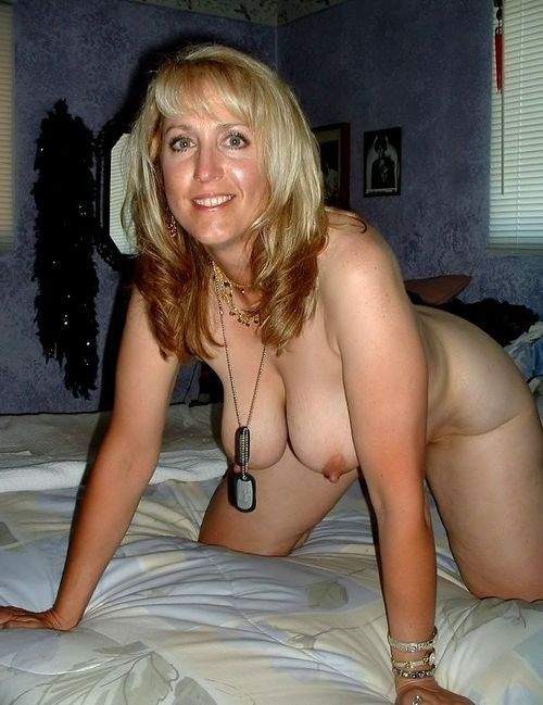 Heiße Frau blonde bbc