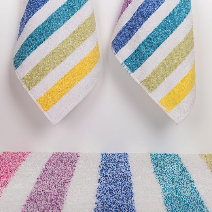 Spray bath rug. 100% cotton.