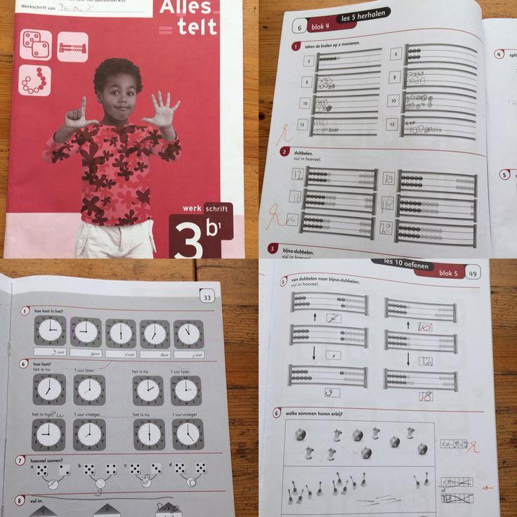 Max, 1e klas. Werkschrift 3b1