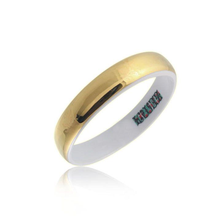 "BRACELET  ""SIMPLE GOLD"" made by ZEMA"
