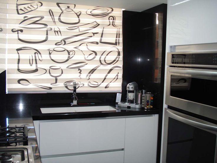 22 best ideas para el hogar images on pinterest for the for Decoracion de cortinas de cocina