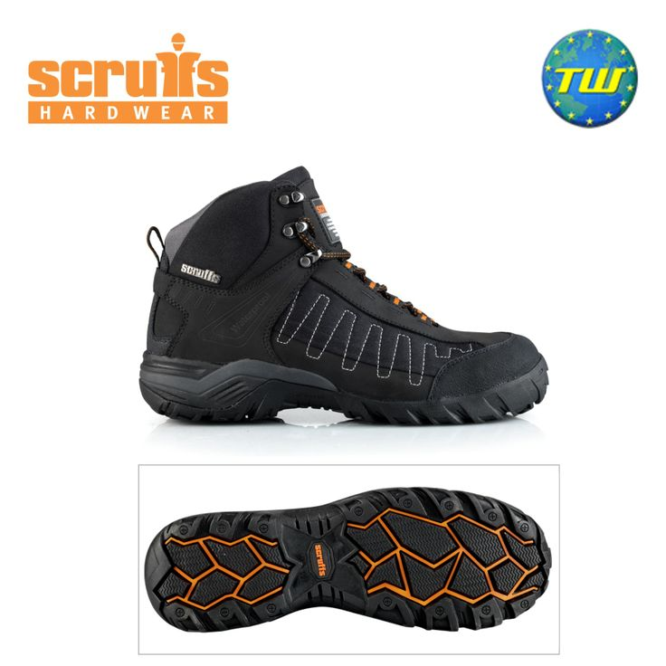 http://www.twwholesale.co.uk/product.php/section/10254/sn/Scruffs-Juro-T51285 Scruffs Juro (Tungsten) safety boots are fully waterproof safety boots that feature protective aluminium toe caps.