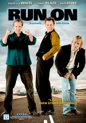 Run On - Christian Movie/Film on DVD with David A.R. White. http://www.christianfilmdatabase.com/review/run-on/