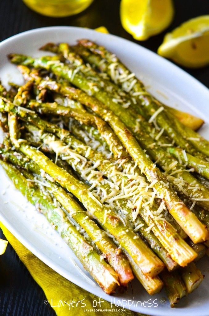 BEST Asparagus Ever! Quick, easy, and it all comes together in about 10 minutes!