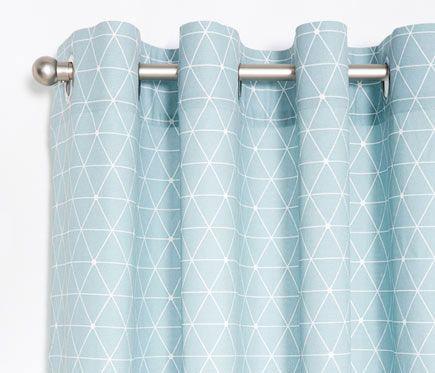 M s de 25 ideas incre bles sobre cortinas geom tricas solo - Barra cortina leroy merlin ...