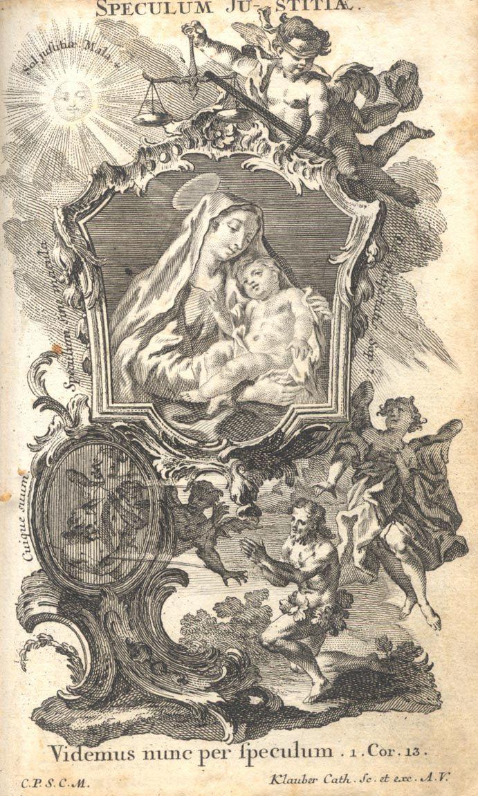 Speculum Justitiae Mirror of Justice