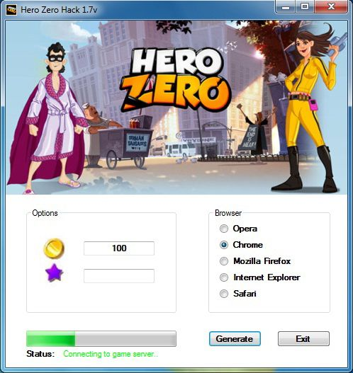 Hero Zero Hack Tool Free Download No Surveys