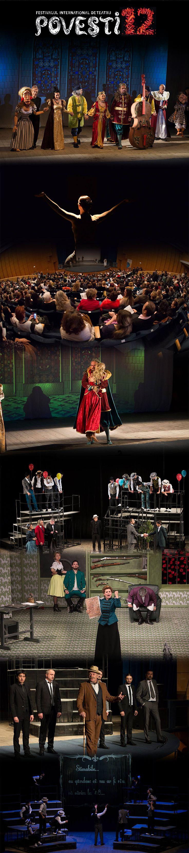 Festivalul Internațional de Teatru Povești, Alba Iulia