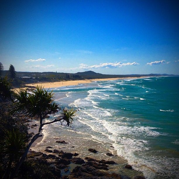Ah I miss the beach - Noosa, Queensland
