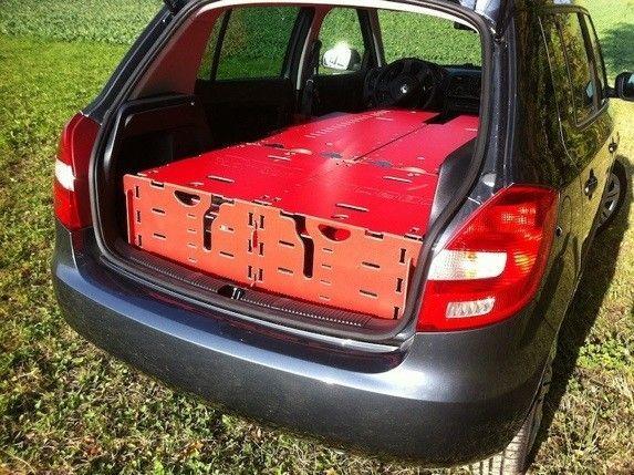 Van Living Hacks Storage Solutions Car Camping Organization Camping Box Small Cars