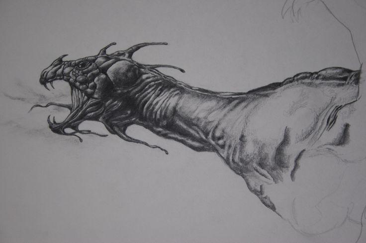 My Dragon artwork