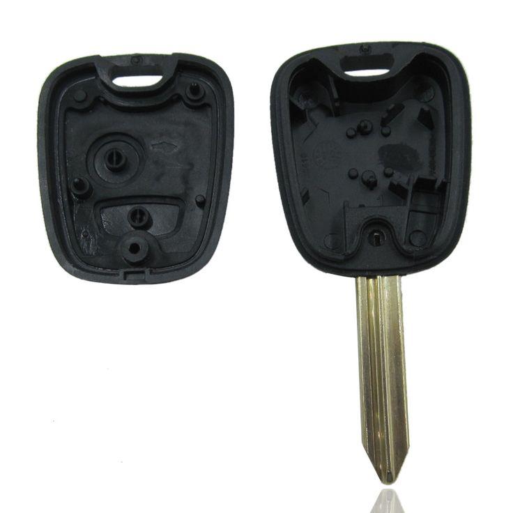 Citroen Saxo Xsara Picasso Berlingo Key Fob Case Remote 2 Button With Logo Free Shipping - Car Toys Store | Accessories, Car Camera, Car Video Players, Audio, Car DVRs