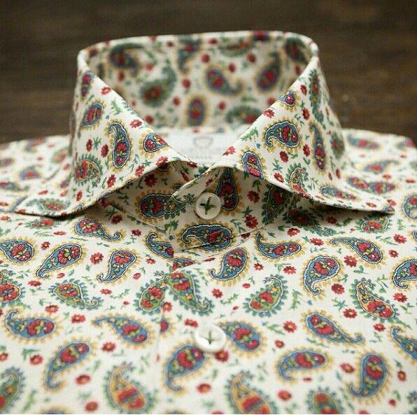 Camisas italianas Cordone Misura