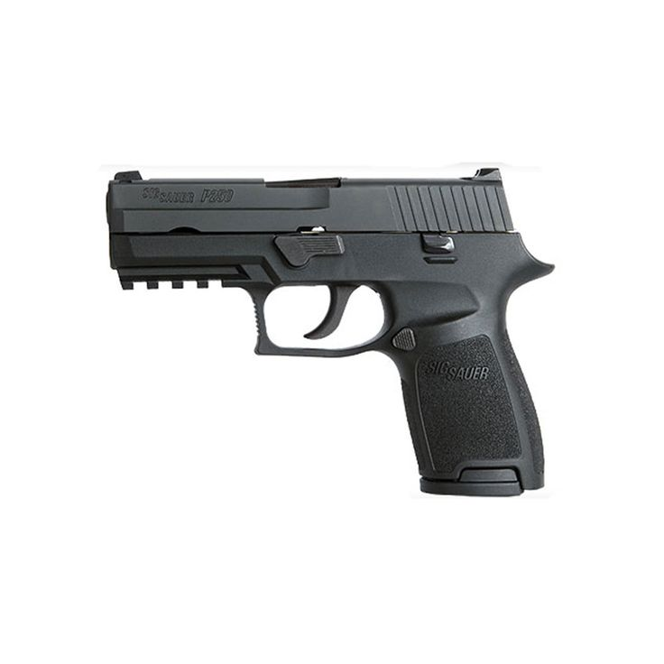 Sig Sauer P250 .40 - My first handgun and has never let me down! (Except mine is 9mm)
