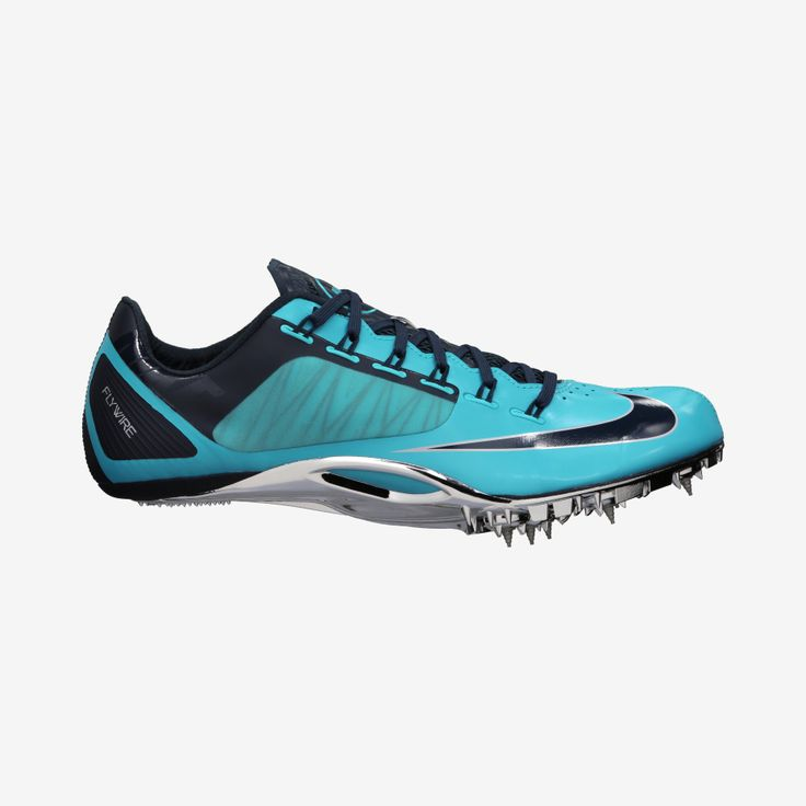 Nike Zoom Superfly Unisex Track Spike (Men's Sizing) - I like the arch for  this one but prefer colorful and less metal