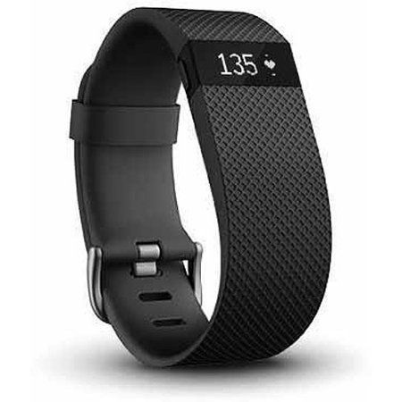 The Fitbit Charge Heart Rate brings you a high-performance option to track your health one step at a time. See the stats like steps, distance, floors climbed and sleep quality to make the most of your day. Available at Walmart.com.