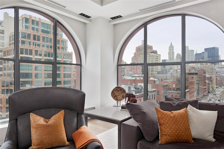 8th Floor Loft On Greenwich Street, Tribeca | Lofts, Industrial And House Part 62