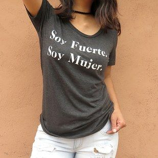 An obvious, but important statement. | 27 Cool Products That Will Make You Feel Latina AF And Proud