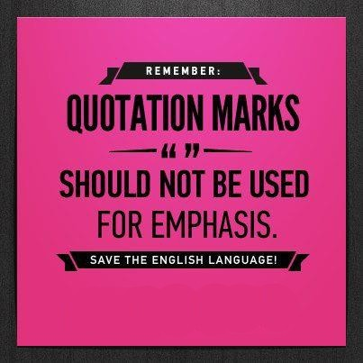 Just a friendly grammar reminder. Spread the word and share with your friends.