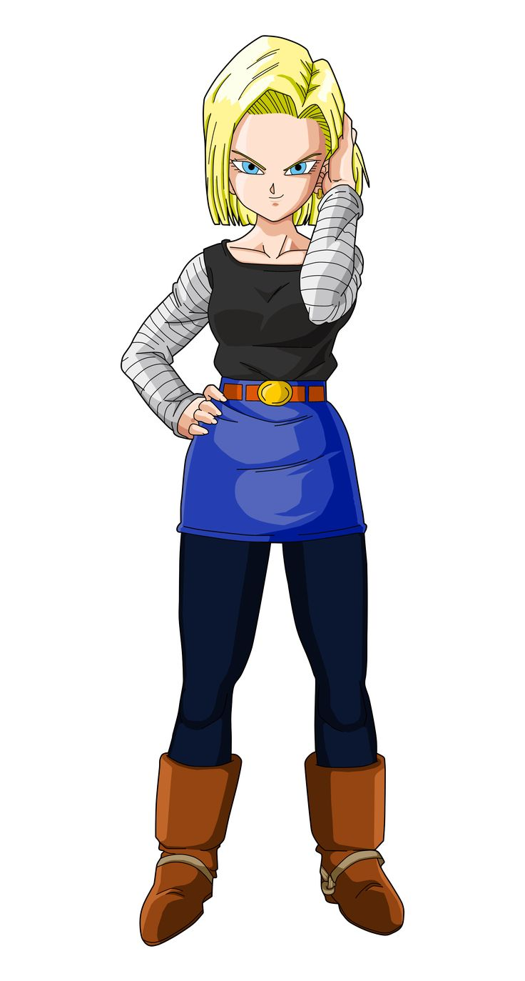 Android 18 - Heroes Wiki - Visit now for 3D Dragon Ball Z compression shirts now on sale! #dragonball #dbz #dragonballsuper