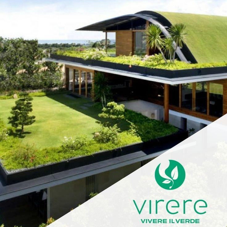 I tetti verdi, sono tipi di coperture che utilizzano terra o un altro tipo di substrato e vegetali, al posto delle classiche tegole, rappresentano una soluzione innovativa di grande qualità estetica in grado di dare nuova vita al tetto o al terrazzo di casa, migliorare l'estetica del quartiere,valorizzare l'edificio e risparmiare in bolletta. Leggi l'articolo sul nostro blog. https://vireresrls.tumblr.com/post/155443138519/tettiverdi-vantaggi   #lichene  #greenwall   #moss   #verticalgreen…