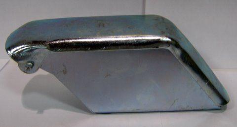Picture of Raspador de Hielo para Raspados / Metalic Block Ice Shaver- Item No.50409-87174
