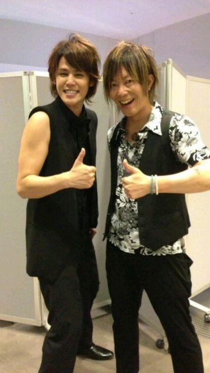 #Taniyama Kishou, #Miyano Mamoru