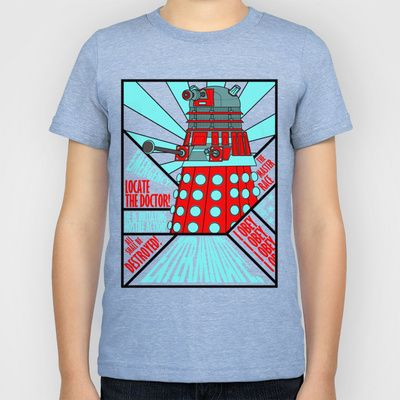 Doctor Who Kids T-Shirt