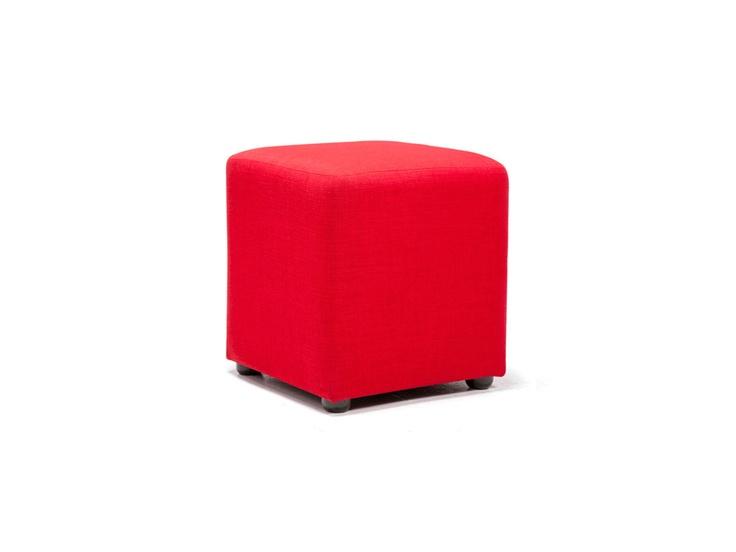 Tweedle cube Chilli  Red - R230