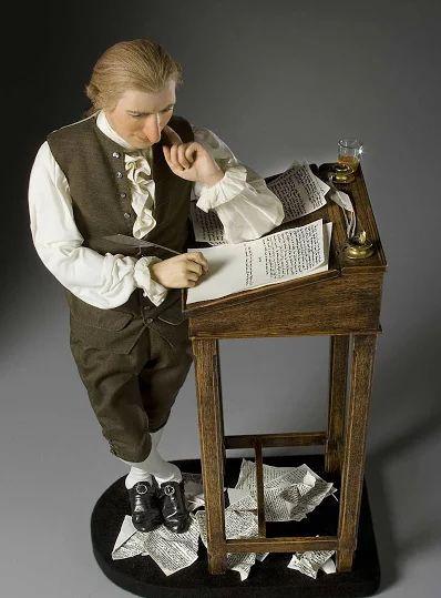 "Thomas Paine - New polemicist, focused cause with ""Common Sense."""