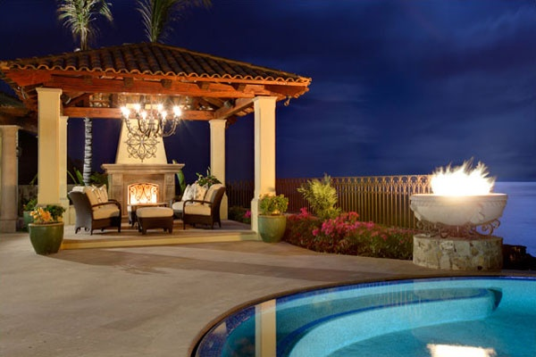 22 Best Images About Pergola Lighting On Pinterest