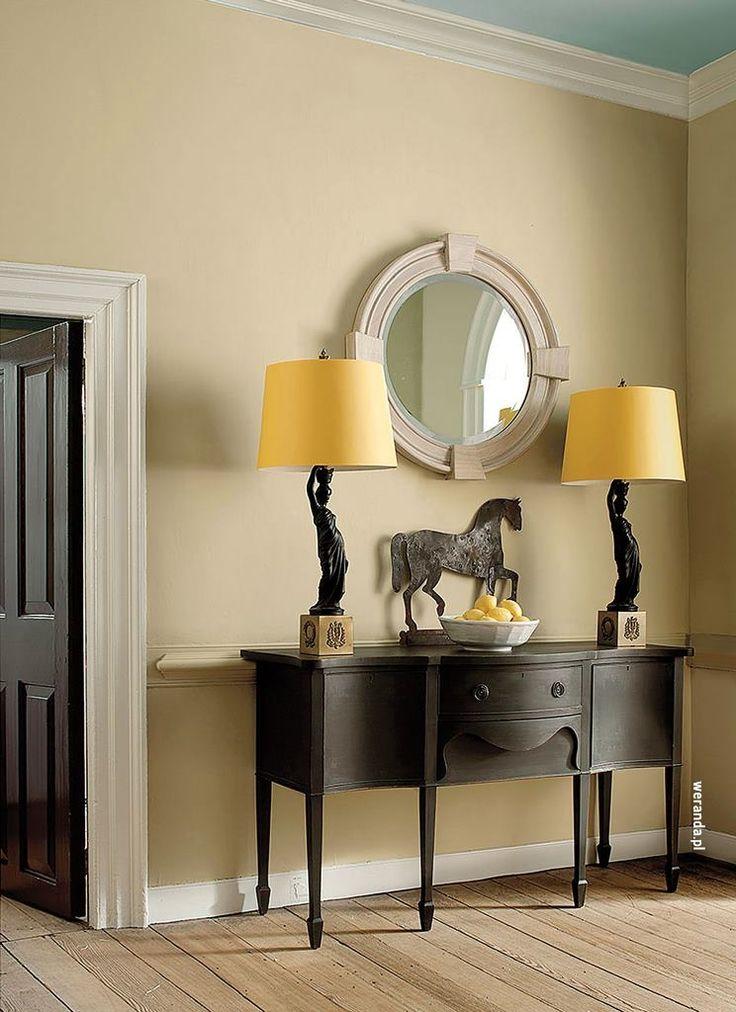 Kolor we wnętrzu // modne kolory ścian // fot. mat.prasowe: http://www.weranda.pl/urzadzamy/sciany/kolory-scian-w-pokoju-sypialni-kuchni-jak-je-dobierac #design #home #colors #walls #inspirations #wall #interriors #ideas #happy #chair #furniture #sofa #beige #yellow #white #kolory #ściany #farba #meble #kolorowe #inspiracje #kolor #malowanie #wnętrza #mieszkanie #remont #inspiracje #pomysły #kanapa #salon #pokój #dom #kolorystyka #porady #diy #beżowy #biały