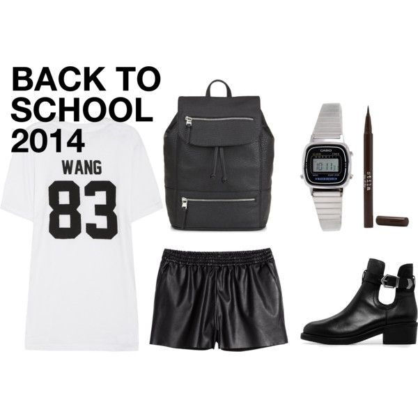 """back to school 2014"" by ashley-yu on Polyvore"