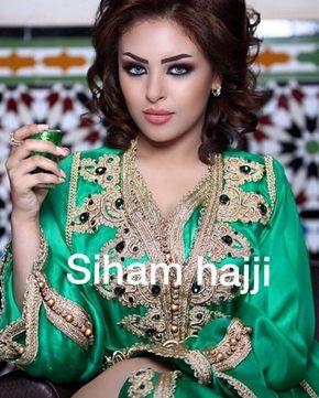 Caftan #green#organza#zwak#lemaalem #siham_hajji_caftan…