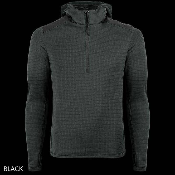 TAD Gear (Triple Aught Design) Vortex Hoodie in Black