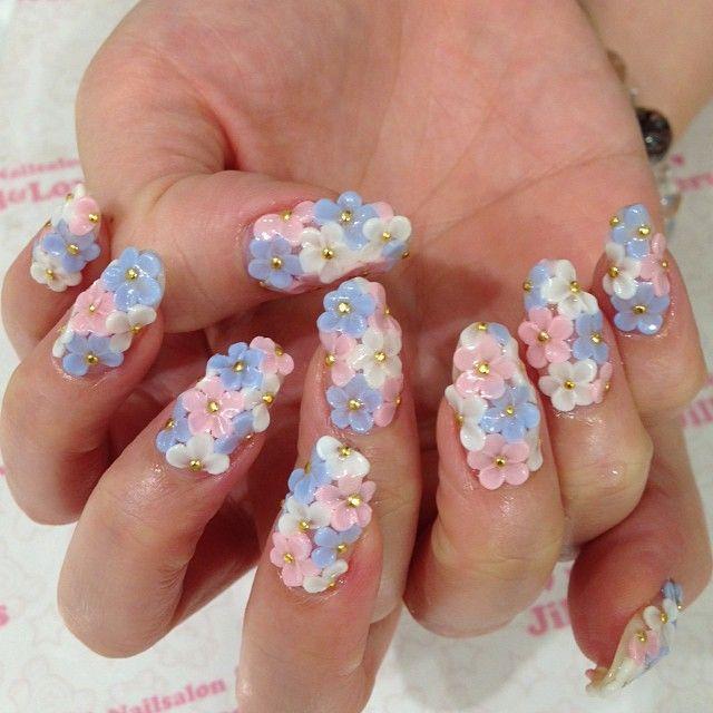 133 best Nail -- 3D images on Pinterest   Nail scissors, 3d nails ...