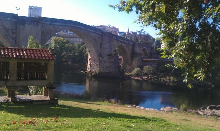 Orense -  Puente Romano