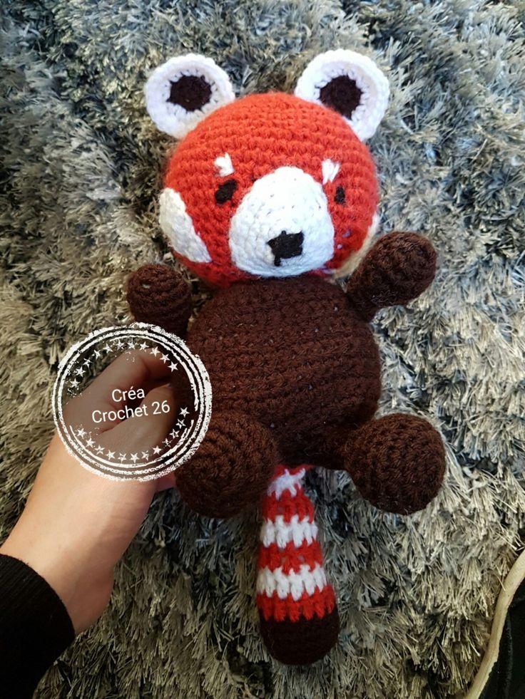 Amigurumi Panda Roux : 1000+ idees ? propos de Pandas Roux sur Pinterest ...