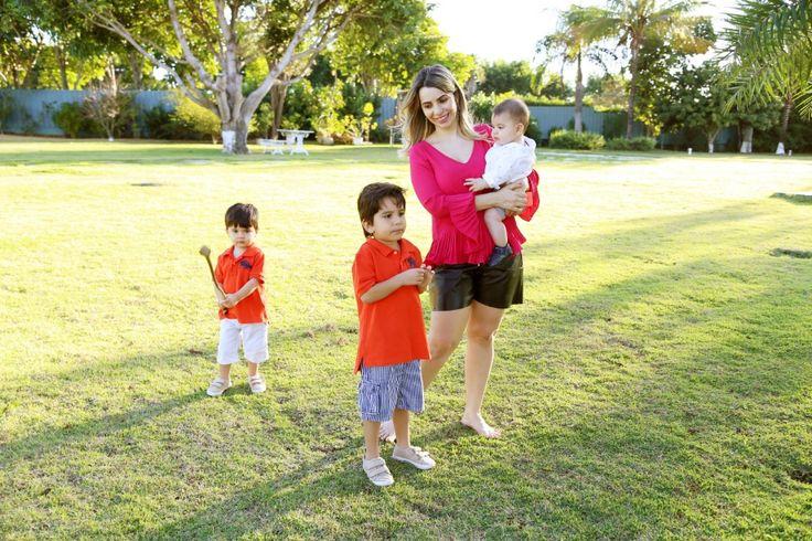 Como educo os meus filhos