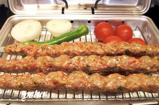 yetur'la lezzet kareleri: antep kebabı