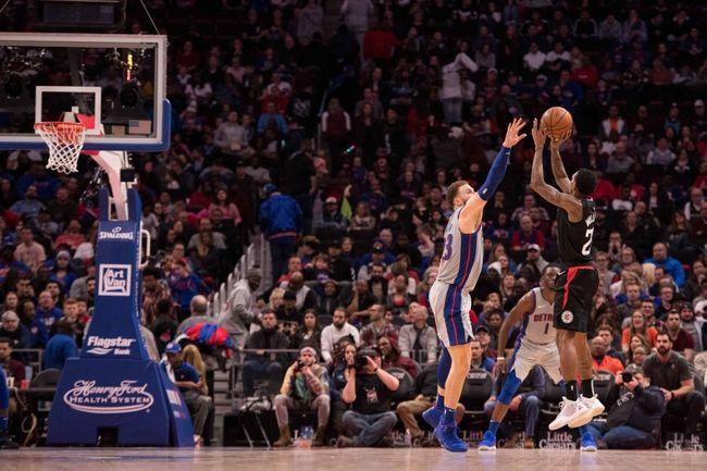 Los Angeles Clippers Vs Detroit Pistons 1 2 20 Nba Pick Odds And Prediction In 2020 Los Angeles Clippers Detroit Pistons Detroit Basketball