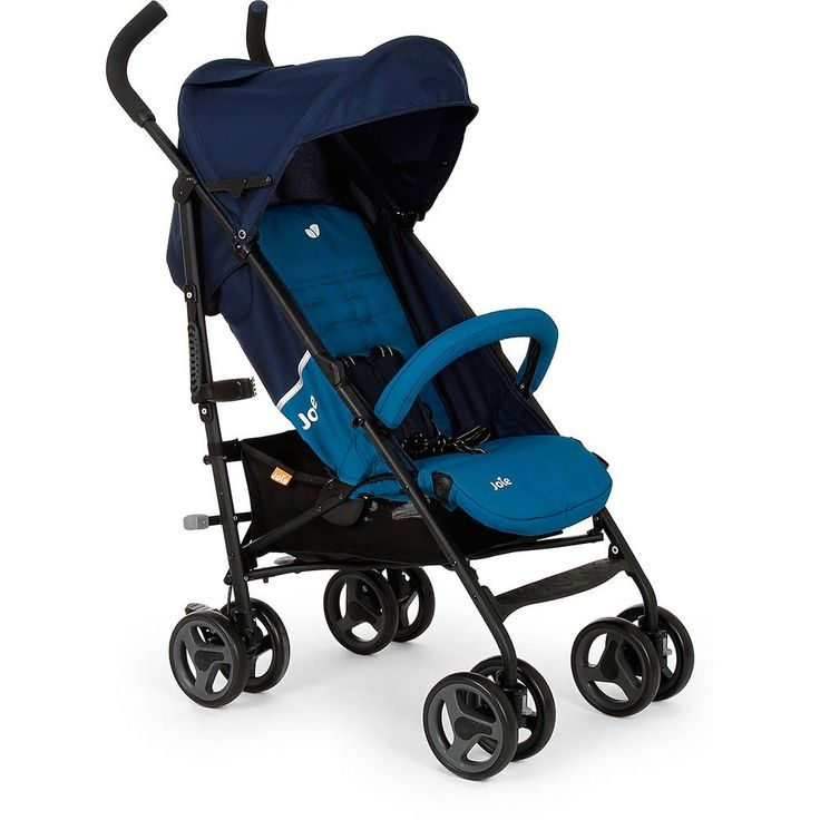 Joie Nitro LX Stroller (Carribean) Features: •Suitable from birth •Sleek and lightweight umbrella chassis •Multi-position, flat reclining seat provides backrest recline options •Removable bumper bar with fabric cover •Multi-position calf support gives comfort options •Easy and compact fold •Ergonomic foam handles