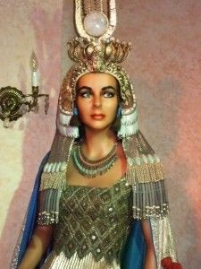 """Cleopatra was immortalized by the portrayal by Elisabeth Taylor in the 1963 movie entitled """"Cleopatra"""" and starred along side Rex Harrison and Richard Burton. But of course, it doesn't take a movie to make this woman one of the most Iconic people ever to walk the Earth."""