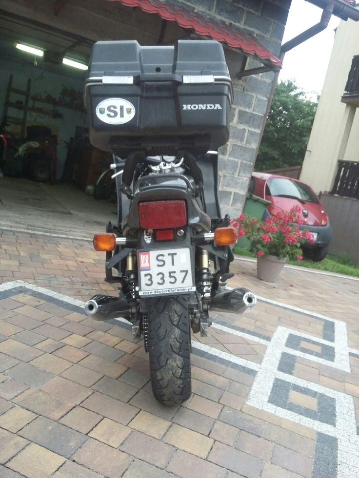 Honda seven fifty