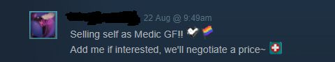 Medic's in a nutshell #games #teamfortress2 #steam #tf2 #SteamNewRelease #gaming #Valve