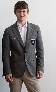 WOW. In chess, Magnus Carlsen (pictured) achieves the highest FIDE rating of all time, 2861.